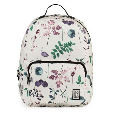 The Pack Society Backpack Multi Colour Flower Rucksack Produkt Foto