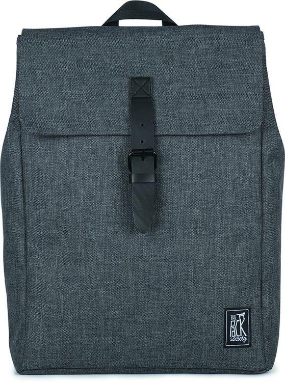 The Pack Society Backpack dark grey duo tone Laptochfach Grau