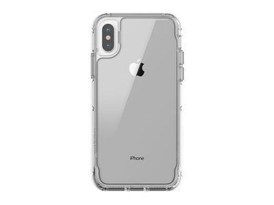 Griffin Survivor Clear Slim Fit iPhone X iPhone 10 Schutzhülle Transparant Produkt Foto