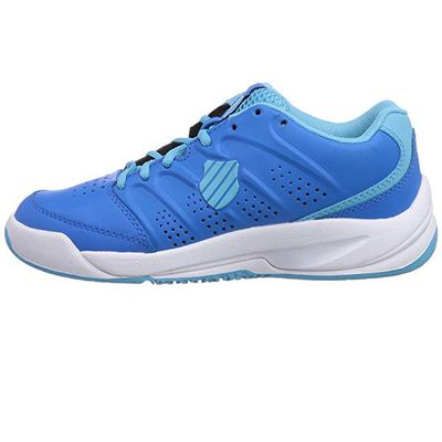 K-Swiss Ultrascendor Omni Junior Tennis Schuhe Kinder Blau Produkt Foto