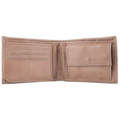 Cowboysbag Wallet Elephant Grey - Geldbörse Herren Grau Produkt Foto