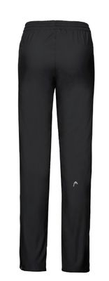 HEAD Club Pants Damen Schwarz Produkt Foto