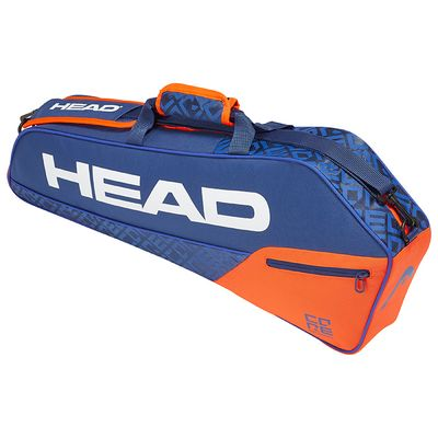 HEAD Core 3R Pro Tennistasche Blau Orange Produkt Foto