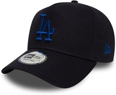 New Era Cap League Essential Aframe LA Dodgers Blau - Thumb 1
