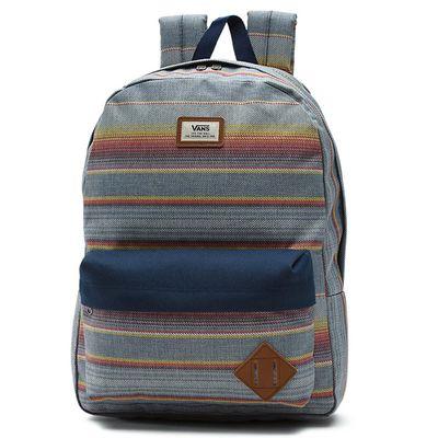 Vans Old Skool II Backpack Rucksack Blue Mirage Sport Freizeit Reise Schule Produkt Foto