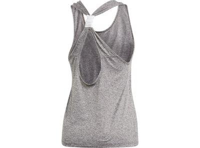 Adidas Club Tieback Tank Damen Grau Produkt Foto