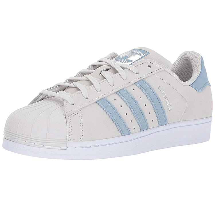 Adidas Superstar Sneaker Herren BZ0195 Gr. 45 1/3 EU