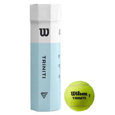 Wilson Triniti Ballen 4 pack Produkt Foto
