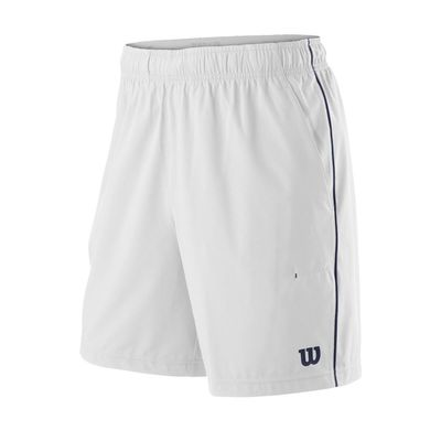 Wilson Competition 8 Short Herren Weiß