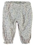 name it Baby Mädchen Hose, Pant Iline in pearl