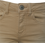REVIEW Kids Jungen Hose, Chino-Hose, Twill-Pant in beige (slim fit) Bild 5