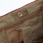 REVIEW Kids Jungen Hose, Chino-Hose, Twill-Pant in beige (slim fit) Bild 6
