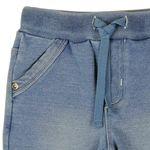 Boboli Mini Jungen Bermuda, Shorts in blau Bild 3