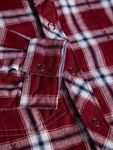 name it Mini Jungen Hemd, Shirt KIMO Karo in ruby wine Bild 6