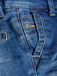 name it mini Jungen Jeans, Sweat-Hose SILAS DNMATOM in medium blue (Passform slim fit) Bild 4