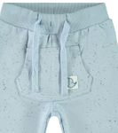 name it Baby Jungen Sweat-Hose, Pant, Jogginghose BELOS in skyway Bild 2