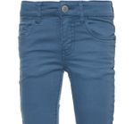 REVIEW Kids Jungen Hose, Twill-Pant in slim fit in coastal fjord Bild 2