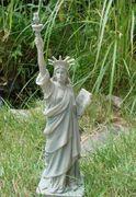 XL Freiheitsstatue 40 cm USA Amerika Figur Skulptur Liberty Garten 001