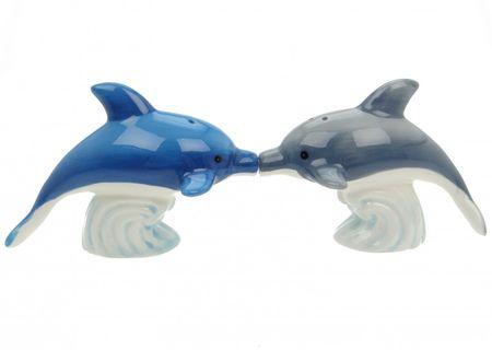 Salz und Pfefferstreuer Set Dolphins
