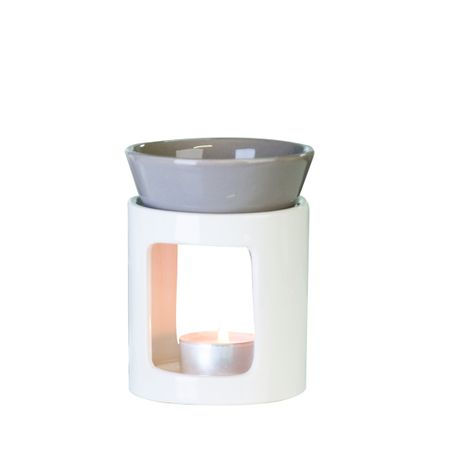 Aromabrenner Duo Duftlampe Aromalampe Teelicht