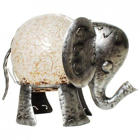 Toller dekorativer Elefant Figur Gartenfigur Garten