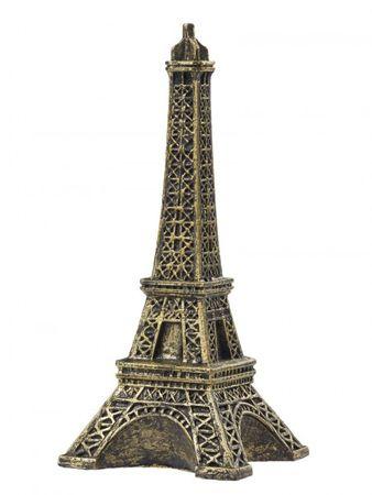 Eifelturm Wahrzeichen Paris Frankreich 9 cm Figur Deko Urlaub