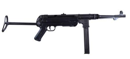 Denix Replica Deutsche MP 40 Schmeisser mit Bügel 9 mm 2. Weltkrieg  Maschinenpistole