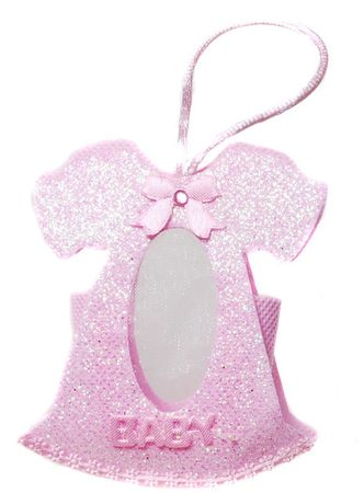 1 St. Mini-Baby Kleidchen zum Befüllen Geldgeschenk Mädchen Party Deko Geburt