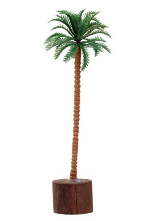 Palme 10 cm Figur Deko Urlaub Ferien Karibik Strand