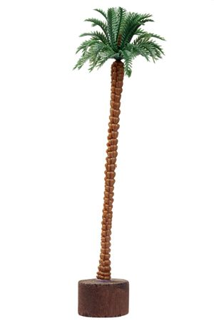 Palme 15 cm Figur Deko Urlaub Ferien Karibik Strand