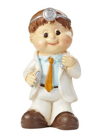 Miniatur Arzt Figur 5 cm Doktor Krankenhaus