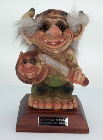 NyForm Club Troll 2018 Norwegen Souvenir Collectors Edition