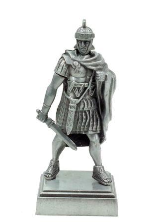 Die-Cast Miniatur Römer Figur Legionär Bleistiftspitzer  Rom Legion Soldat