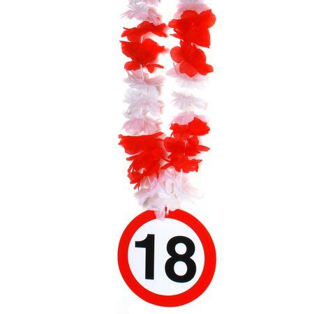 1 Geburtstag Hawai Kette 18 Jahre Party Deko Schild Feier Party Birthday