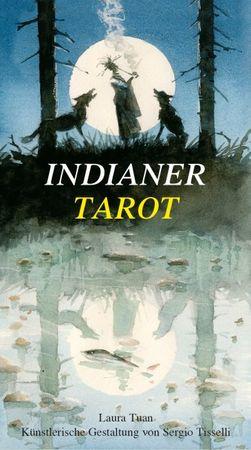 Lo Scarabeo 818-190 Indianer Tarot 78 Stk Karten Wahrsagen Hellsehen Orakel