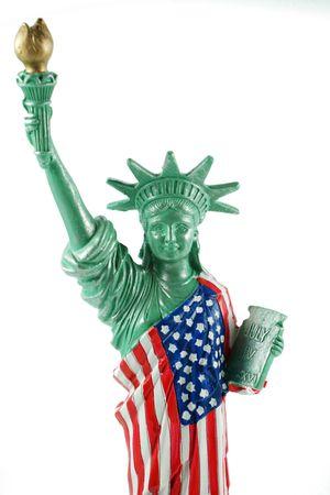 Freiheitsstatue Statue of Liberty 29 cm New York Figur Skulptur USA Reise Deko   – Bild 6