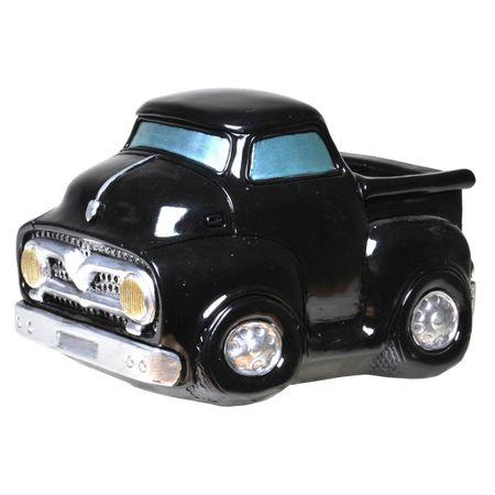 Udo Schmidt 89151 Spardose Pick-Up Van Auto Deko Sparschwein Figur