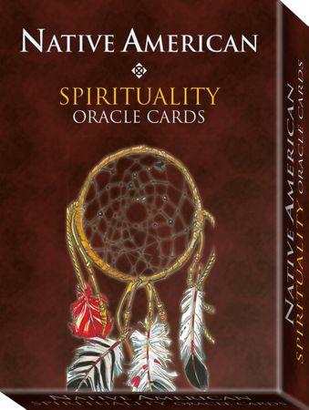 Lo Scarabeo 818-1513 Orakelkarten Indianer mit Buch Orakel Karten Hellsehen