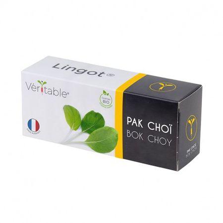 1 Stk. Véritable® Lingot® Pak Choy Nachfükllpack Kräuter Kräutergarten Samen Set