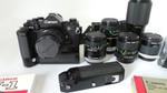 Canon A1 Full Set Wie Neu! 001