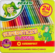 JOLLY Supersticks CLASSIC sortiert 24er-Metalletui