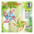 URSUS Faltblätter  Fancy Paper , 15x15 cm, 300 Blatt 15 Designs sortiert