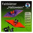 URSUS Faltblätter  Halloween , 20x20 cm, 120 Blatt 10 Designs sortiert