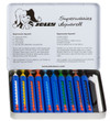 JOLLY Superwaxies AQUARELL 10er Set Metalletui