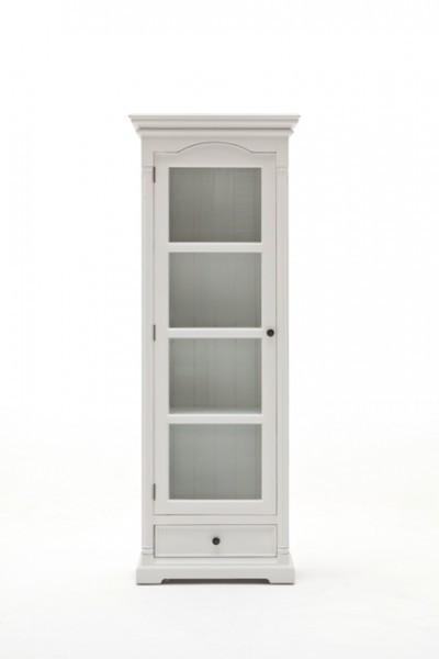 THILO, Vitrinenschrank weiß | Vintage & Designer Möbel von Matz