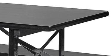 JARA Möbel Set Shabby schwarz