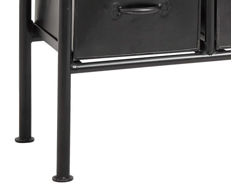 Caddy Sideboard Metall Vintage Designer Mobel Von Matz