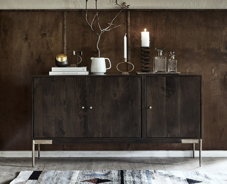 miba sideboard retro industrie vintage designer m bel von matz. Black Bedroom Furniture Sets. Home Design Ideas