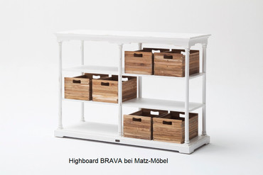 BRAVA, Highboard Sideboard