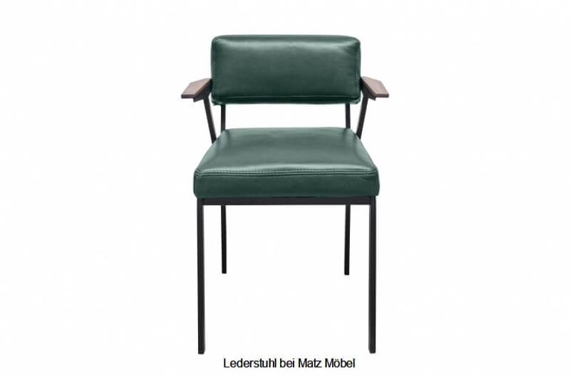 BARI-Designer Lederstuhl